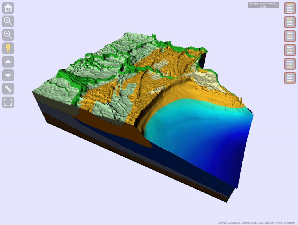 Pagina web dei modelli 3D