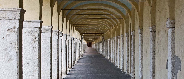 Loggiato dei Cappuccini - Comacchio